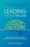 Leading Above the Line Book PDF