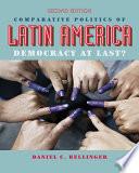 Comparative Politics Of Latin America