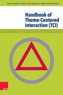 Handbook of Theme-Centered Interaction (TCI)