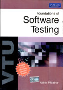 Foundations of Software Testing  For VTU