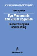 Eye Movements and Visual Cognition Pdf/ePub eBook