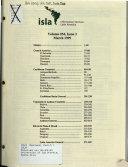ISLA Book
