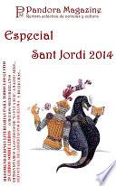 Especial Sant Jordi 2014  : Especial del Día del Libro 2014 en Pandora Magazine