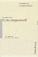 Hermann Hesse, Der Steppenwolf: Interpretation