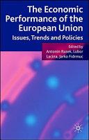 The Economic Performance of the European Union