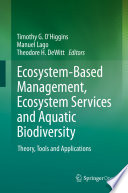 Ecosystem Based Management Ecosystem Services And Aquatic Biodiversity