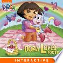 Dora Loves Boots Dora The Explorer