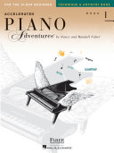 Accelerated Piano Adventures for the Older Beginner: Technique & Artistry Pdf/ePub eBook