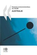 Pdf Examens environnementaux de l'OCDE : Australie 2007 Telecharger