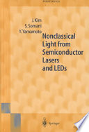 Nonclassical Light from Semiconductor Lasers and LEDs