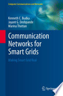 Communication Networks for Smart Grids Book