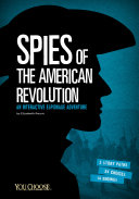 Spies of the American Revolution Book