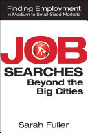 Job Searches Beyond The Big Cities