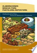 Elaboraciones Básicas Para Pastelería-repostería