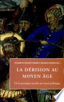 La dérision au Moyen Age
