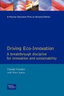 Driving Eco innovation