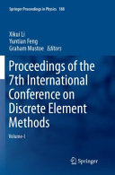 Proceedings of the 7th International Conference on Discrete Element Methods