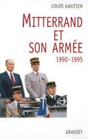 Pdf Mitterrand et son armée 1990-1995 Telecharger