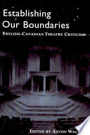 Establishing Our Boundaries