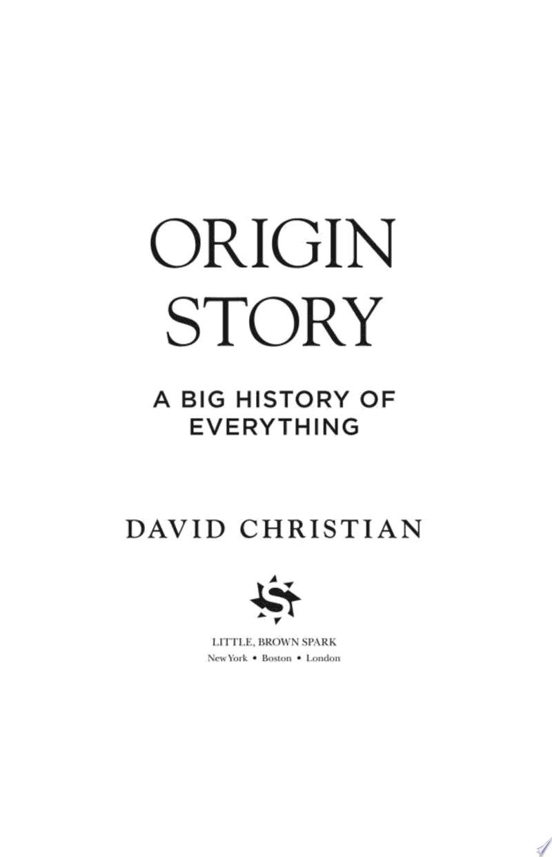 Origin Story image