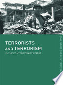 Terrorists and Terrorism