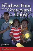 Books - The Fearles Four And The Graveyard Ghost | ISBN 9780340940358