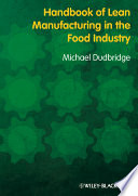 Handbook of Lean Manufacturing in the Food Industry