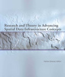 Research and Theory in Advancing Spatial Data Infastructure Concepts