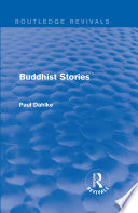 Routledge Revivals  Buddhist Stories  1913