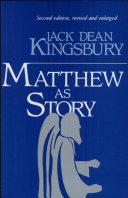 Matthew as Story