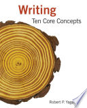 Writing  Ten Core Concepts Book
