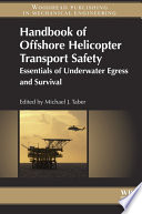 Handbook of Offshore Helicopter Transport Safety Book