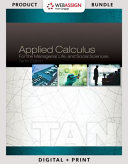 Applied Calculus for the Managerial  Life  and Social Sciences   Enhanced Webassign for Math   Sciences  Multi term Courses Book PDF