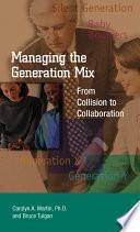 Managing The Generation Mix Book PDF
