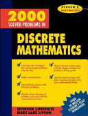 Cover of 2000 Solved Problems in Discrete Mathematics