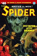The Spider 40 Book PDF