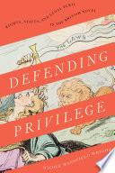 Defending Privilege