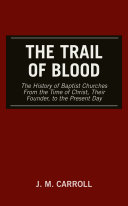 The Trail of Blood Pdf/ePub eBook