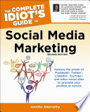 The Complete Idiot s Guide to Social Media Marketing  2nd Edition
