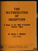The Mathematics of Deception