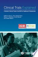 Clinical Trials Explained Book PDF