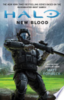 """""""Halo: New Blood"""" by Matt Forbeck"""