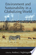 Environment and Sustainability in a Globalizing World Book