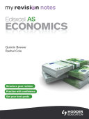 My Revision Notes: Edexcel AS Economics eBook ePub