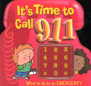 It's Time to Call 911 banner backdrop