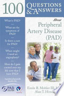 100 Questions And Answers About Peripheral Artery Disease Pad