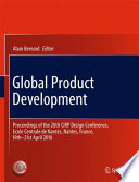 Global Product Development Book