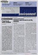 Europolitics Environment