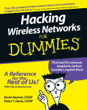 Hacking Wireless Networks For Dummies [Pdf/ePub] eBook