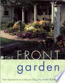 The Front Garden Book PDF